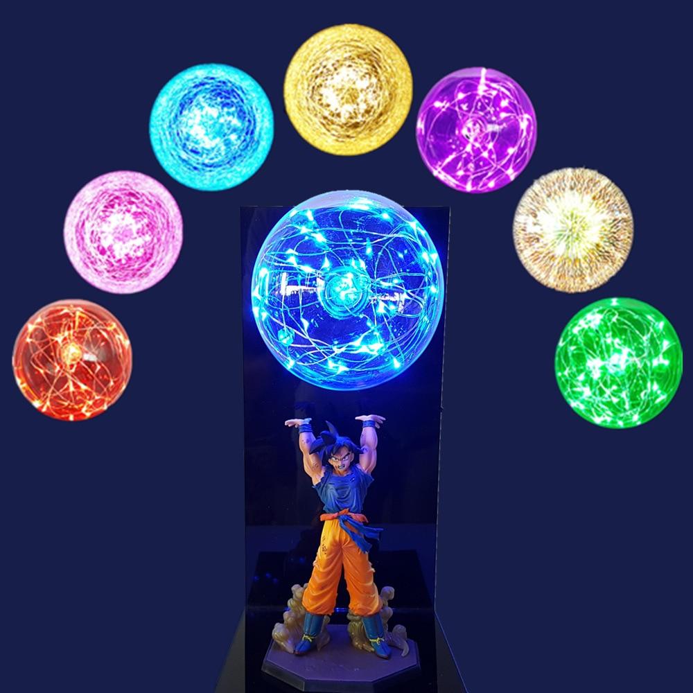 Dragon Ball Goku Table Lamp
